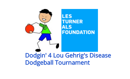 Dodgin for Lou Gehrig's Dodgeball Tournament February 26, 2016