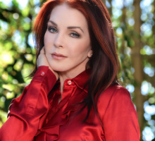 ELVIS AND ME: -- AN AFTERNOON WITH PRISCILLA PRESLEY -- August 21st, 2016